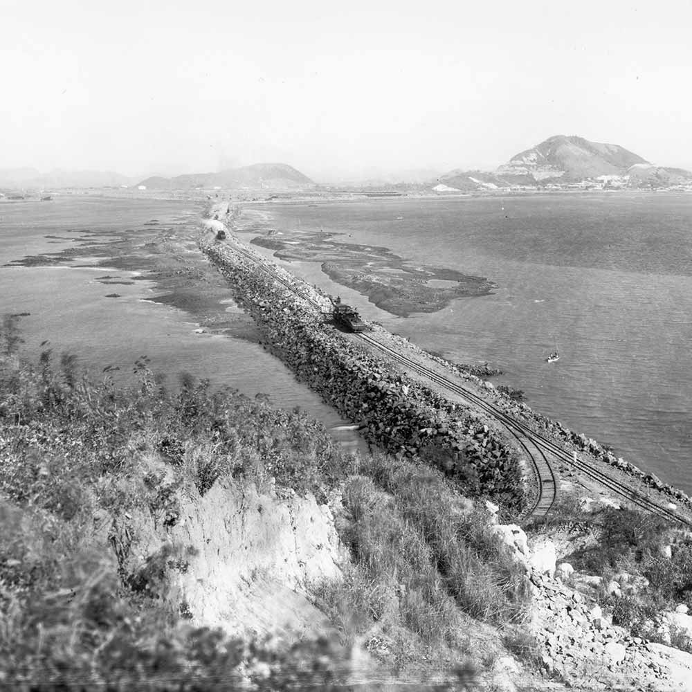 History | The Amador Causeway
