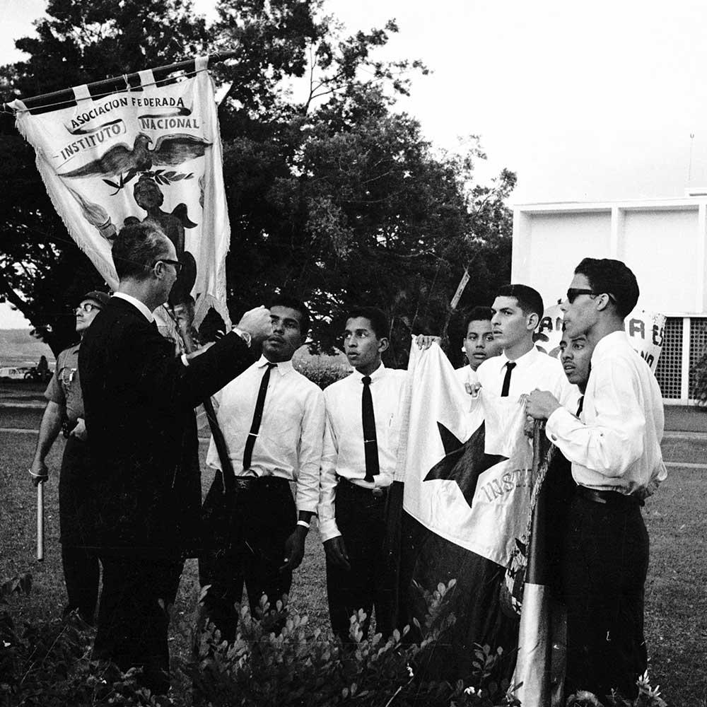 Historia | Monumento a los Mártires del 9 de Enero de 1964