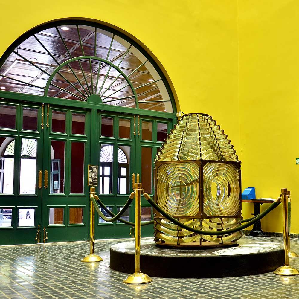 Gran variedad | Museo del Canal Interoceánico