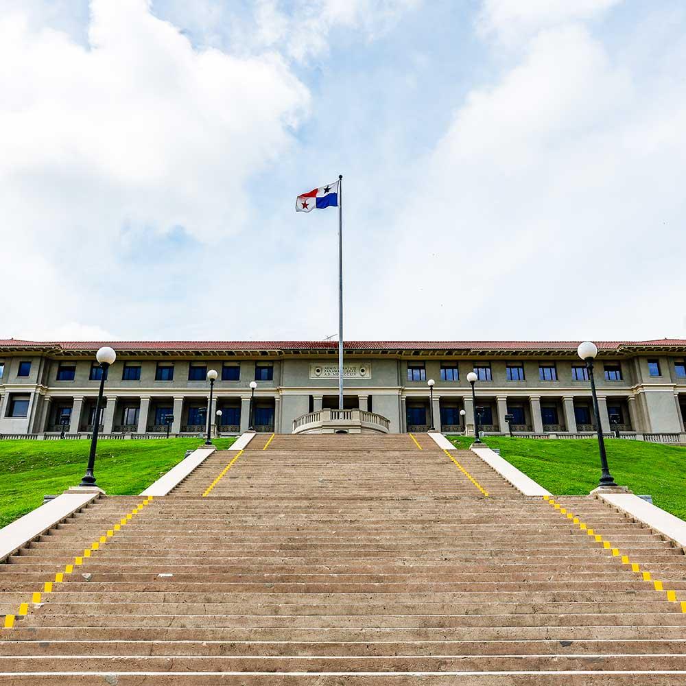 Detalles | Edificio de la Administración del Canal de Panamá