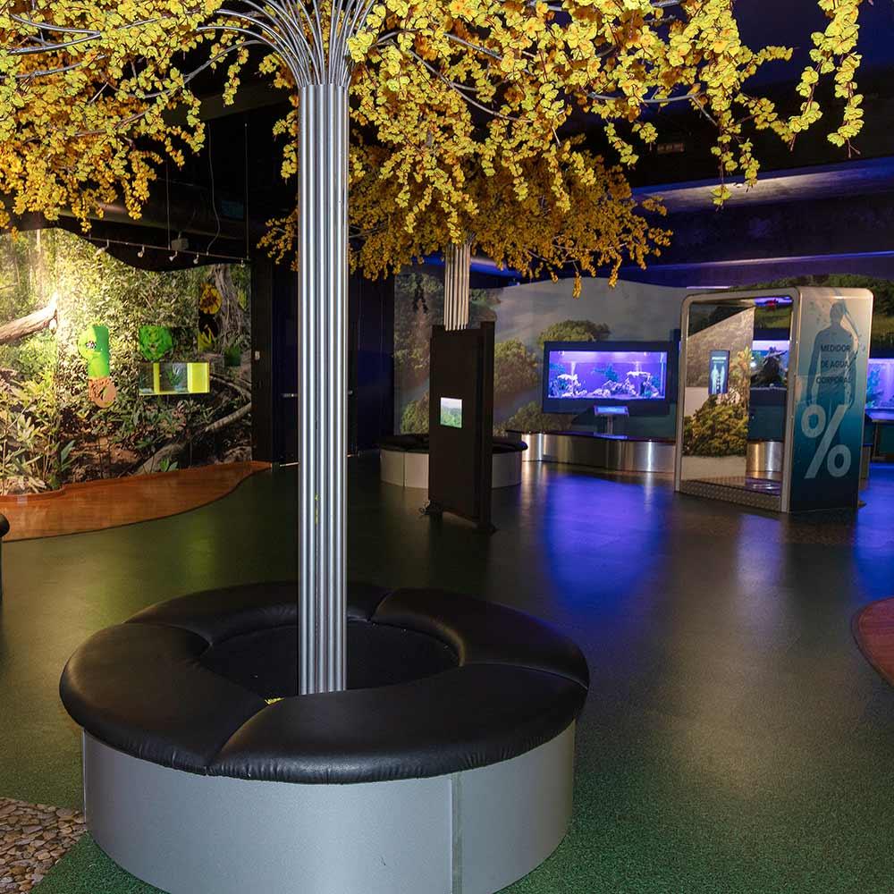 Salas de exhibición | Centro de Visitantes de Miraflores