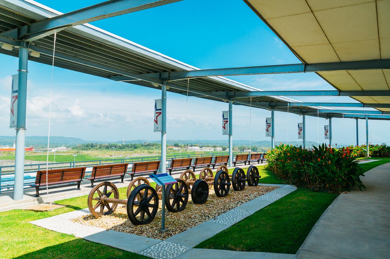 Centro de Visitantes de Agua Clara