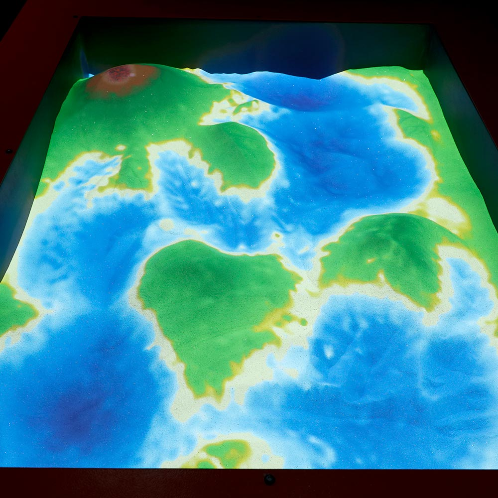 Water and Biodiversity | Panama Canal Interactive Center