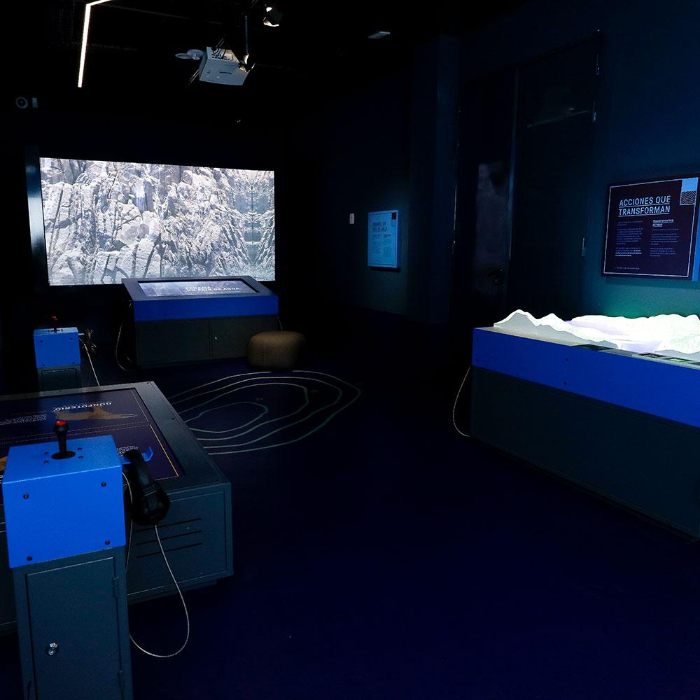 Theatre | Panama Canal Interactive Center